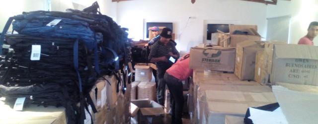 En los proximos dias se estaran entregando a los afiliados de todas las empresas, guardapolvos, mochilas y los kits escolares […]