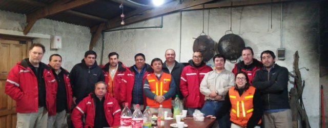 Durante los dias 5 y 6 de Junio, estan realizando una visita al Yacimiento Minero Don Nicolas, el Secretario General […]